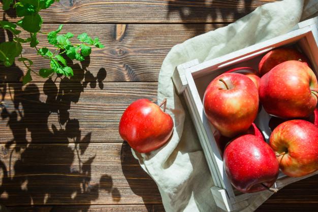 Manfaat Apel Untuk Ibu Menyusui