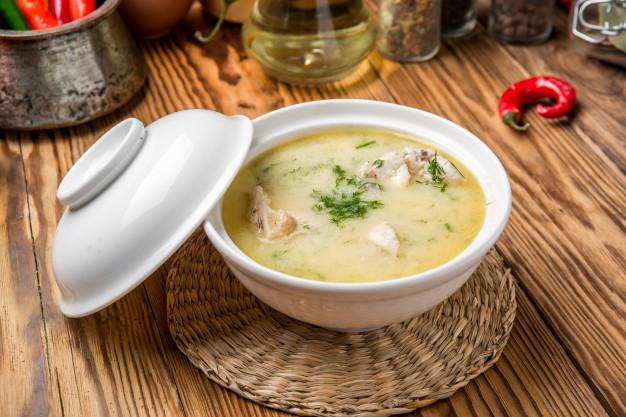 Resep sup ayam bergizi untuk anak
