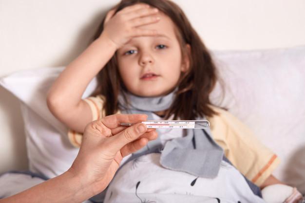 penyakit step anak