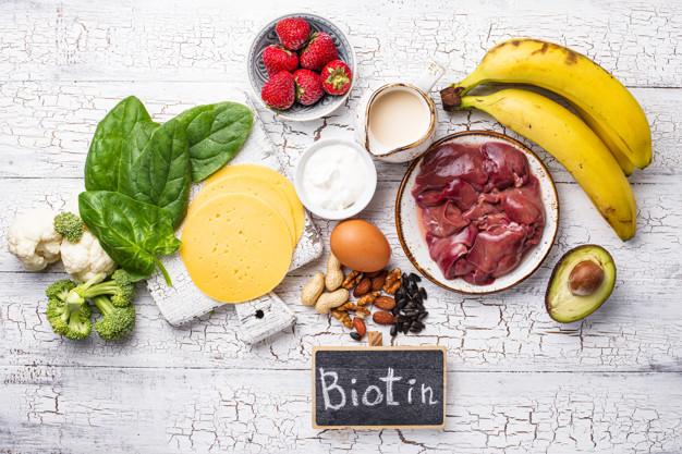 manfaat biotin bagi kesehatan