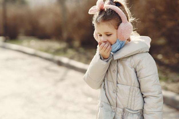 Mencegah Batuk Pilek Pada Anak